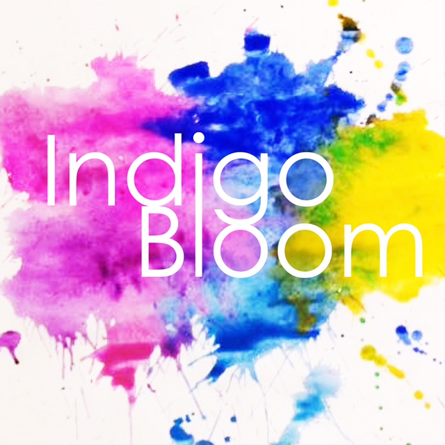 Indigo Bloom Logo